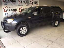 2014 Ford Ranger 2.2 D-Cab Only 85000km Available Now!!