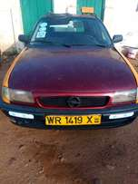 Opel Astra for sale at a cool price