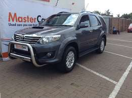 2012 Toyota Fortuner 3.0 D4-D Automatic