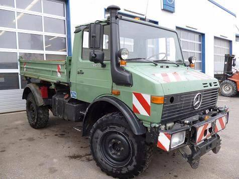 Unimog U1450 - 1996