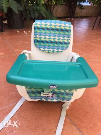 Mode booster table seat for (200.000 LBP)
