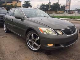 Super Clean Lexus GS300 '07 Gray
