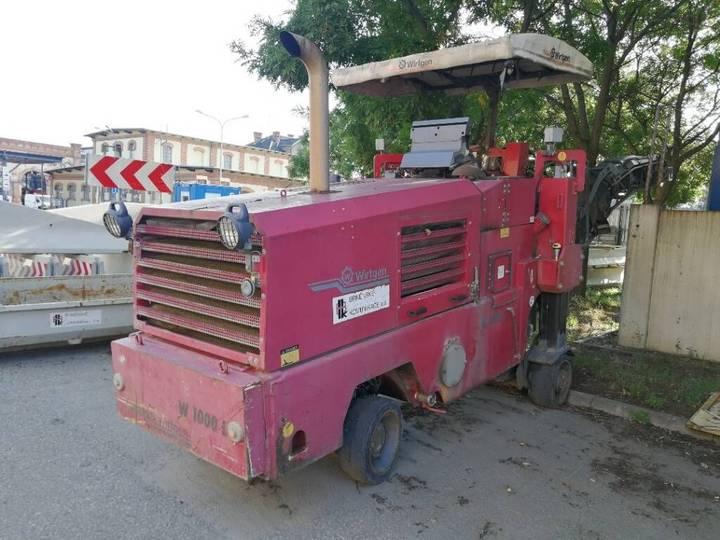 Wirtgen W 1000L - 2002