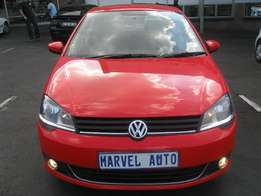 2015 Volkswagen Polo Vivo 1.4 Conceptline For R110000