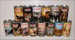 Lion Special Pilsener, South African Wildlife Series. Price reduced