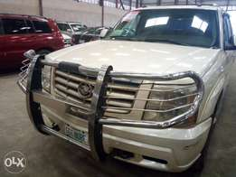 Affordable and ready to go Escalade.
