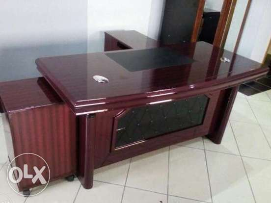 Office Quality Executive Durable Table (New) Ikeja - image 1