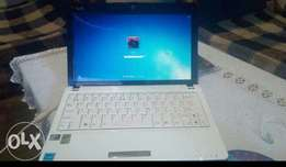 "Asus core 2 duo laptop 2gb ram 320gb HDD 15.6"" wire,2.0ghz clockspeed"