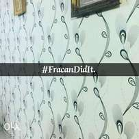 Wallpaper store now in suleja. Fracan Wallpaper Ltd