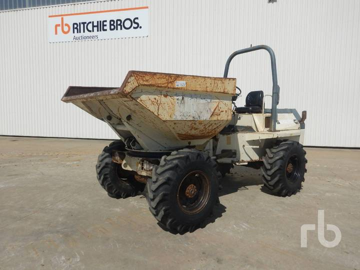 Benford PS6000 4x4 Swivel - 2005
