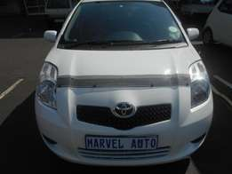 2008 Toyota Yaris T3 Comfortline For R75,000
