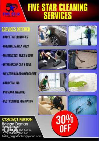 Car interior cleaning & buffing Mombasa Island - image 1