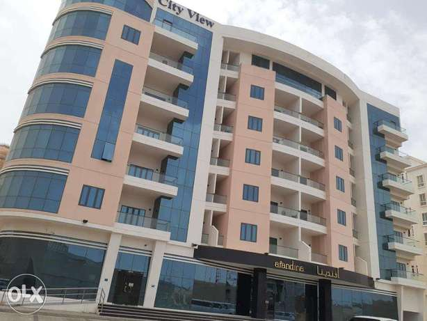 2 BR Luxury Flats in Khuwair 42 with Roof Top Pool