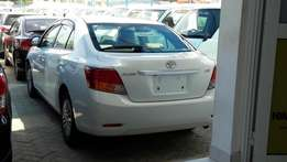Toyota Axio New arrival on sale