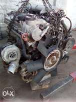 Mercedes Sprinter 5 cylinder DT engine