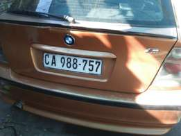 BMW 318 ti for sale