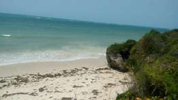 1/4 plots for sale in Mtwapa jumba ruins and Beach access