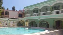 10 Bedroom Fully Furnished House with pool to Let