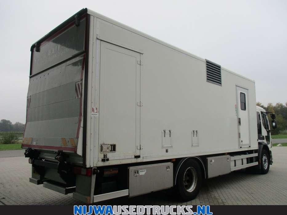 Volvo FE S 280 Mobiele werkplaats + 85 Kva aggregaat - 2006 - image 3