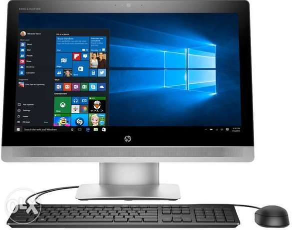 Brand New HP EliteOne 800 G2 All In One PC Core i5 4GB RAM 1TB HDD Nairobi CBD - image 3