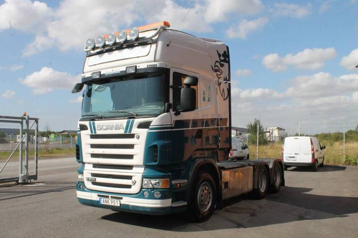 Scania R500la6x4hha - 2008