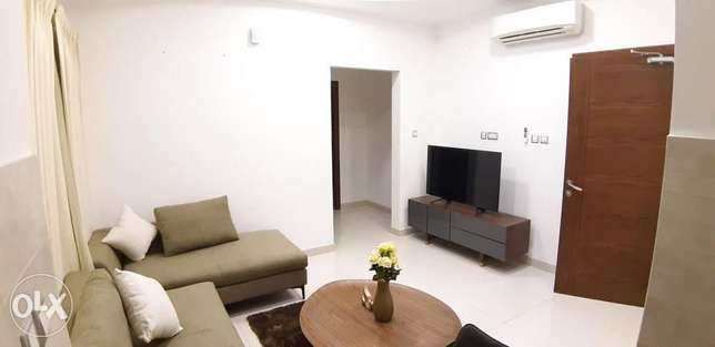 Brand new luxury 1bhk fully furnish apartment for rent in Juffair