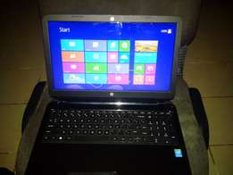 Neat HP 15 4gb/500gb for sale