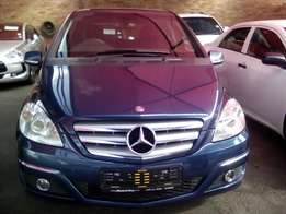 Mercedes benz b200 turbo a/t