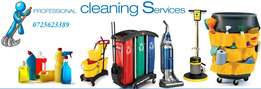 Oku Cleaning Services (Newly constructed buildings)