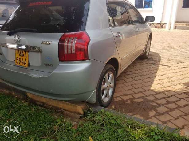 Toyota Allex Quick deal Sunday special Need money Kampala - image 2