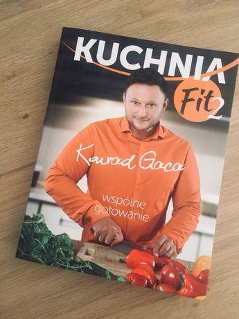 Książka Konrad Gaca Kuchnia Fit 2 Warszawa Wilanów Olxpl