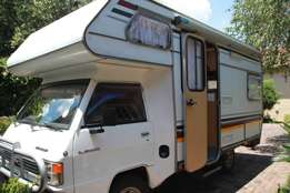 Mitsubishi Motor home 1990 model