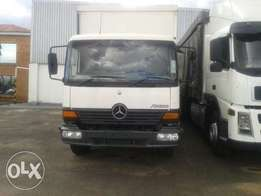 Neat 8T Mercedes Benz Atego with drop side and curtain side available