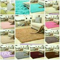 Living room carpets, color variety