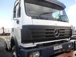 Mercedes Powerliner Double Diff