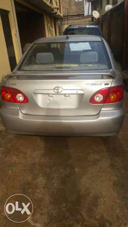 Very neat Lagos cleared Toyota Corolla for sale Abule Egba - image 2