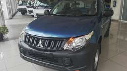 Brand new Mitsubishi L200 single cab pick 4wd 2016 model