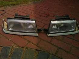 Musso headlights