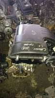 Citroen C1 (1KR) engine stripping 4 spares