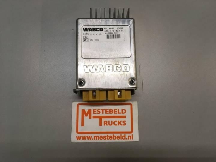 Wabco Stuurkast ECAS control unit for MAN truck - 2004