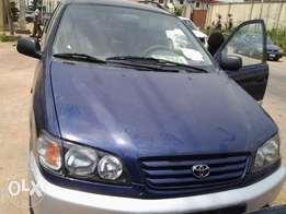 1999 Toyota plcnlc Sport Van For Sale