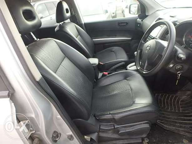 Nissan X-Trail Year 2010 Model Automatic 4WD Silver Color KCN Nairobi West - image 3