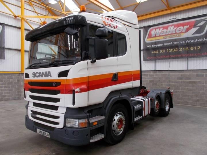 Scania R420 - 2011