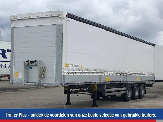 Schmitz Cargobull Schuifzeil Bordwandsider - 2019
