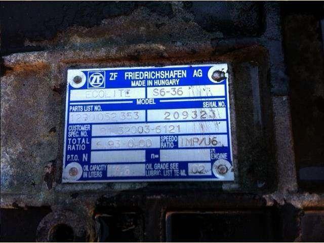 ZF Caja De Cambios - image 4