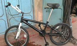 Clean ex uk size 20 bike for kids age 5 to 11