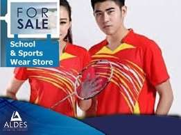 School Wear and Sports Clothing Store in Limpopo