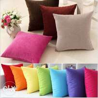 Colourful decorative pillows 16x16 inches
