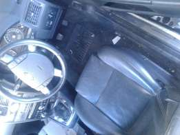 Ford mondeo leather interior and sony car radio