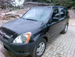 Well Mentained & Clean Honda CRV (2002)